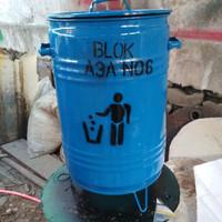 Tempat sampah kaleng ramah lingkungan