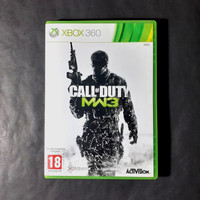 Original Call of Duty MW3 Kaset Game CD Xbox 360 Modern Warfare