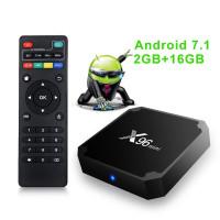 X96 Mini Android 7.1 Smart TV BOX RAM 2G ROM 16G