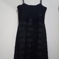 Dress Preloved Hitam