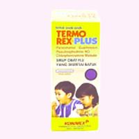 Termorex Plus Anak Batuk Flu Sirup 60ml