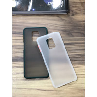 PREMIUM HYBRID CASE BLACK DOVE ANTI PECAH XIAOMI REDMI NOTE 9 PRO / 9S