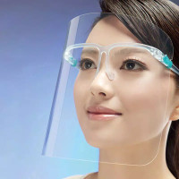 kacamata pelindung face shield nagita