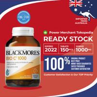 Blackmores Vitamin C / Vit C / Bio C 1000 mg 1000mg - 150 tablet READY
