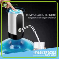 Pompa Galon Elektrik / Dispenser Air Elektrik Rechargeable