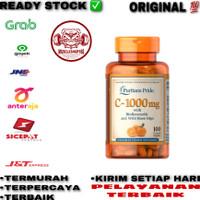 Puritan Pride Vitamin C-1000mg Bioflavonoids 100 caps VITAMIN C