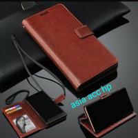 XIAOMI MI NOTE BAMBU Sarung FLIP COVER WALLET Leather Case