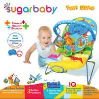 SUGAR BABY Premium Healthy Bouncer 3 Recline