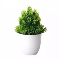 Tanaman Pinus Artificial Flower Dekorasi Bunga [READY Jakarta]
