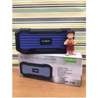 Speaker FLECO HS-210 - Speaker Bluetooth Radio Tf Card Portable HS-210