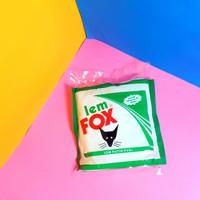 LEM FOX 400GR HIJAU WHITE GLUE SLIME