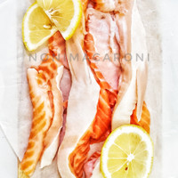 SALMON BELLY 1KG