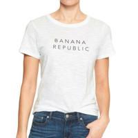 Ban*n* Rep*bl*c logo shirt