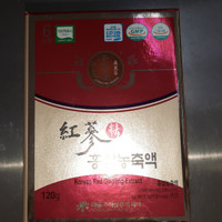 Korean Red Ginseng Extract 120 gram