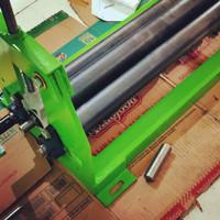 Mesin Roll Plat Besi100cm