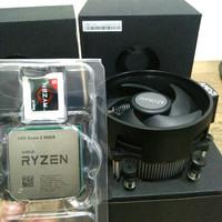 Proc amd ryzen 5 3500x + fan Non box