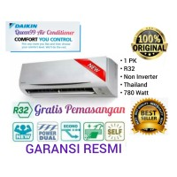 AC DAIKIN 1 PK FTC25NV14 Standart Thailand R32