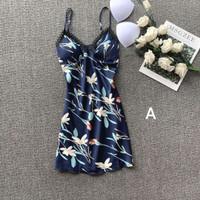 Daster Lingerie 9927 Lingeri Dress Wanita Baju Tidur Dewasa Seksi Cewe