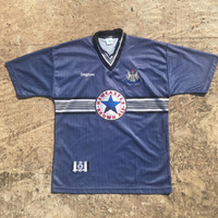 VINTAGE JERSEY NEWSCASTLE UNITED AWAY 96/97 by ingass