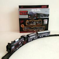 Mainan Kereta Api Express , kereta susun pasang