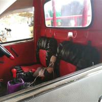 sarung jok mobil grand max bok model sofa