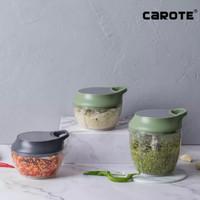 Carote Chopper Multifungsional Food 900 Ml- Hijau