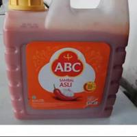 abc saus sambal 5,7 kg
