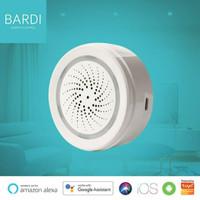 BARDI Smart Wifi Siren Sirine Loud Alarm Smart Home Security Rumah