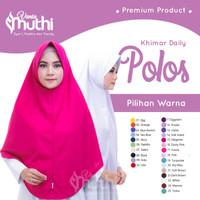 Jilbab Vania Muthi Khimar Daily Polos size XL