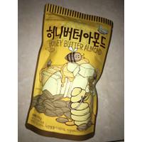 toms honey butter almond 210 gr
