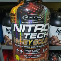 Muscletech Nitrotech Gold 5.5lbs