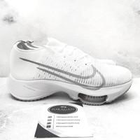 """Nike Air Zoom Tempo NEXT% White Grey"""""""