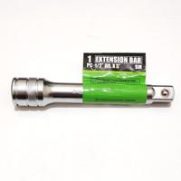 tekiro extension bar 1/2inch/5inch rachet handle perpanjangan shock
