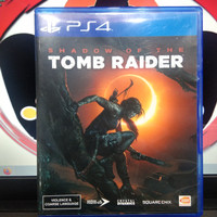 Kaset / Bd Shadow of the Tomb Raider Second / Bekas