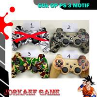 STIK PS3 STICK PS3 DS3 MOTIF CORAK