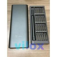 xiaomi wiha obeng screwdriver kit premium hp service 24 in 1 original