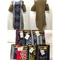 Dress batik sabrina NL-DR19