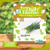 Daily Farm - Benih Bibit Daun Bawang Dataran Rendah - Tahan Panas -
