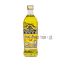 Filippo Berio Pure Olive Oil 1lt Botol /minyak zaitun sulingan