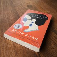 Novel Import Crazy Rich Asians (Ori, New)
