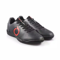 Sepatu futsal murah ortuseight catalyst oracle black 11020022 original