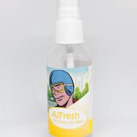 Parfum pewangi helm, helm wangi lama dan anti bakteri