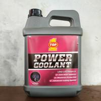 Air Radiator / Power Coolant Pink Merah Muda Top 1 Uk 4 Liter