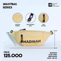 Waistbag Anak Ammar Kids / Tas Selempang Kanvas Anak Unisex - WA02