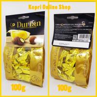 Coklat Susu Rasa Durian isi 100g