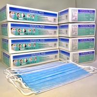 Masker 3 ply / Surgical Mask / Disposable Mask