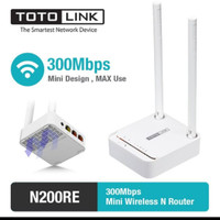 N200RE TOTOLINK ROUTER