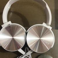 Headphone Sony Extra BASS / Headset Sony MDR-XB450AP