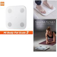 Timbangan badan Xiaomi Smart Scale 2 Body Fat Composition Fat Analyser
