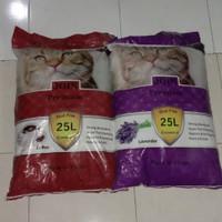 Pasir Wangi Kucing 25 liter Pasir Join Premium 25 liter paket (3 Sak)